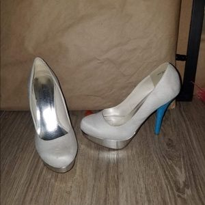 Shoes - spring heels. Never worn!